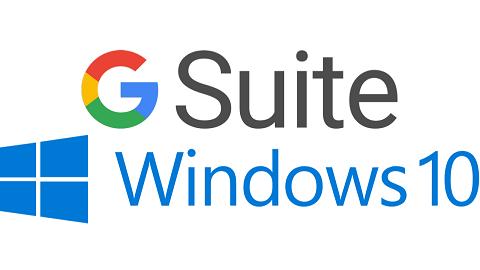 g suite windows 10